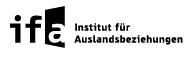 ifa Institut fuer Auslandsbeziehungen