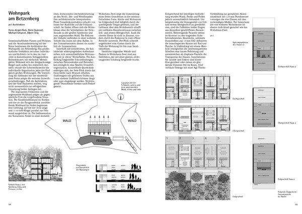 arch inhalt alle ausgaben ausgabe 158 houses on demand wohnpark am betzenberg. Black Bedroom Furniture Sets. Home Design Ideas