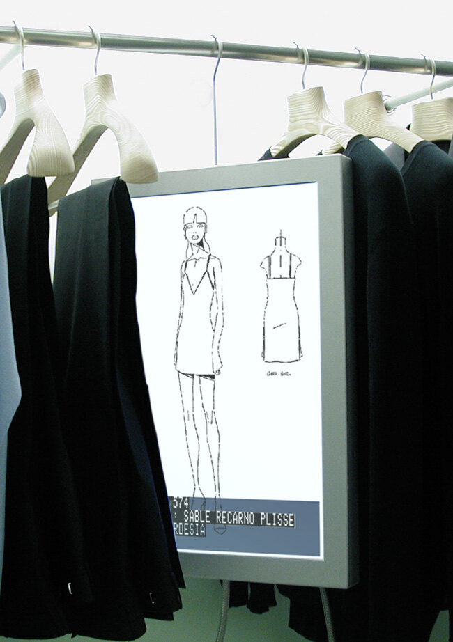 Prada Ubiquitous Displays - © AMO