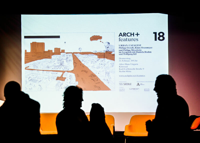 ARCH+ features 18: Urban Catalyst