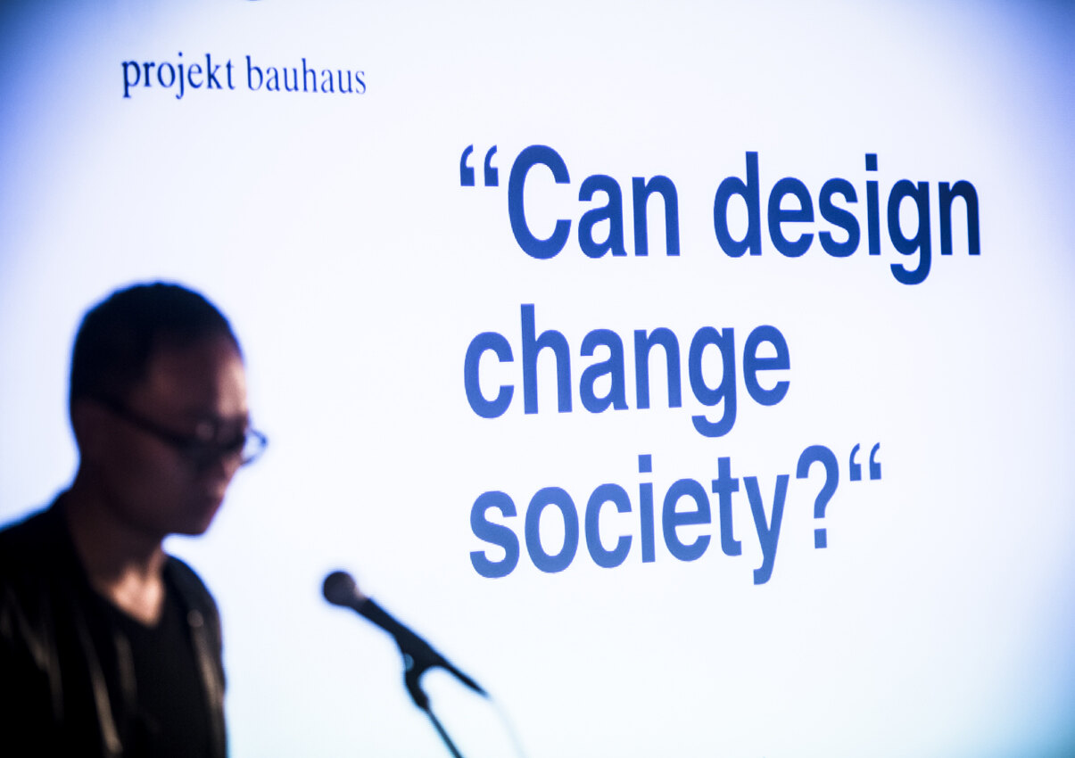 Can design change society?