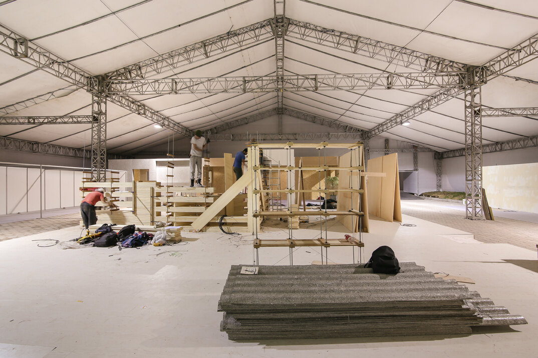 Under Construction: PLANETARY URBANISM Quito, Ecuador, October 15th - 20th . Photo © Carlos Cuenca