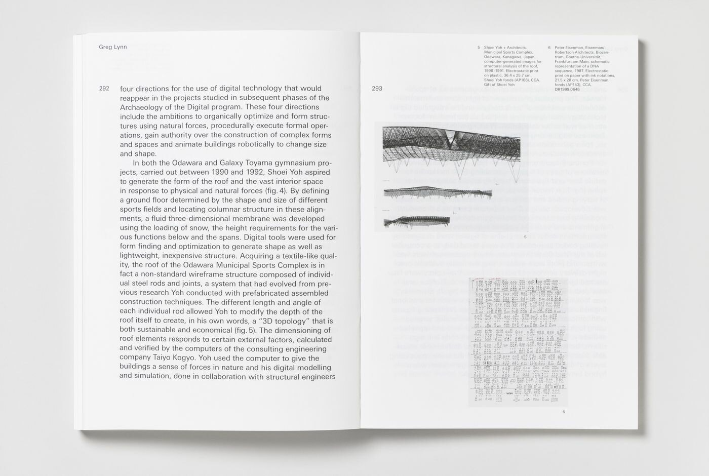 When Is the Digital in Architecture?, pages 292–293