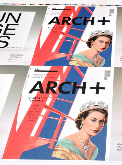 ARCH+ 209 Kapital(e) London und ARCH+ features 17