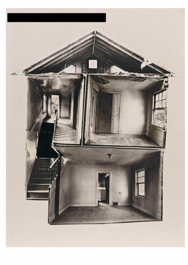 Gordon Matta-Clark, Splitting, 1974 © VG Bild-Kunst, Bonn 2017 / The Estate of Gordon Matta-Clark