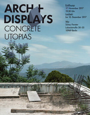 ARCH+ displays: Concrete Utopias