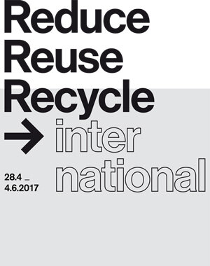 Reduce/Reuse/Recycle/international