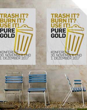 Trash it? Burn It? Use It! Rubbish Dump or Workshop?
