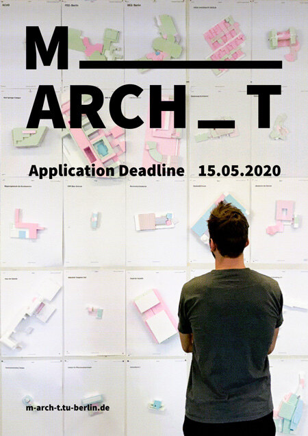 Master in Architecture – Typology (M-Arch-T) at TU Berlin