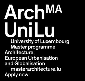 Master in Architecture at the University of Luxembourg