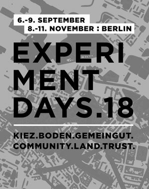 Experiment Days 2018